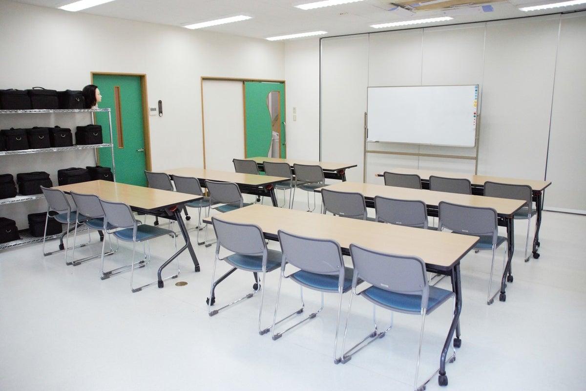 【八王子】美容学校の教室で会議やミーティングをしませんか 美容教室(Aスペース) の写真