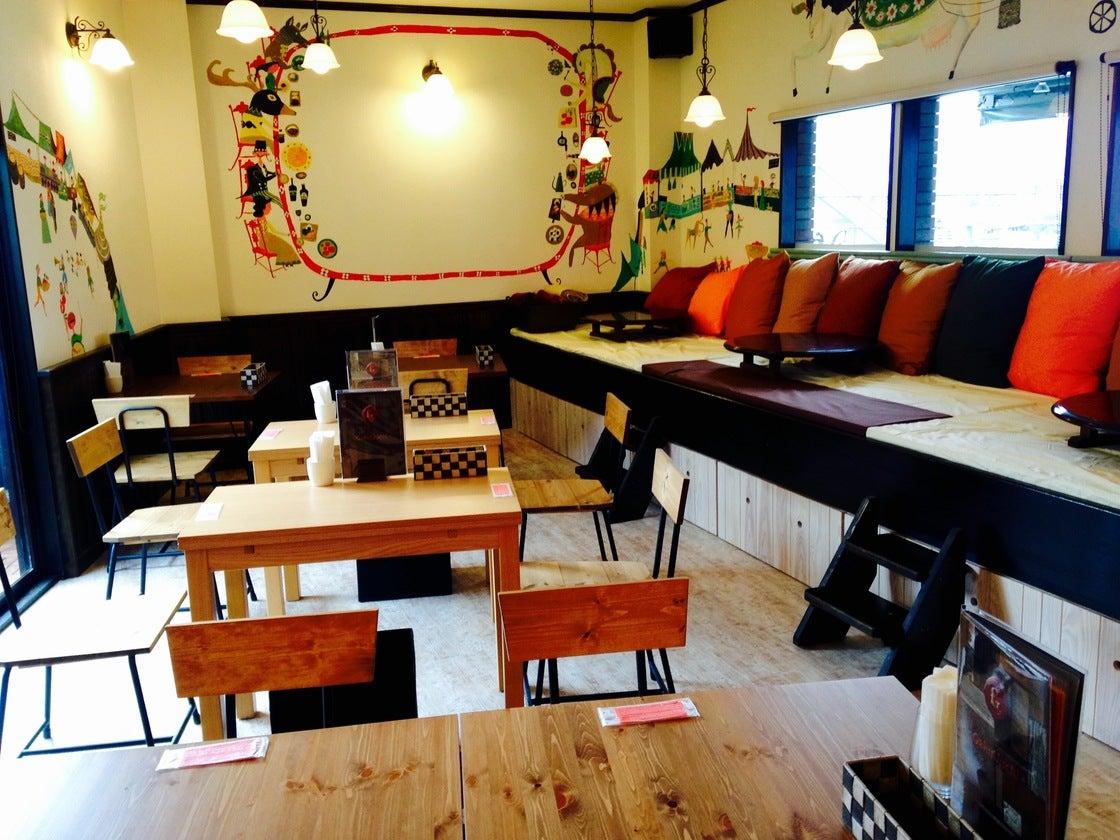 パーティーや女子会に最適!ベッド席もあるのでお子様連れも大歓迎♪(cafe & dining GakuVuchi) の写真0
