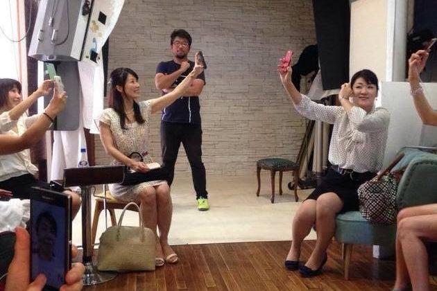 【戸塚】73年の歴史を持つフォトスタジオ の写真