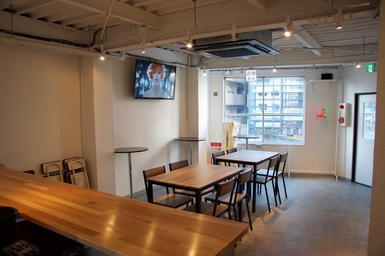 大阪市西区江戸堀にある本格キッチン付きのレンタルスペース、スペースキッチン江戸堀 の写真
