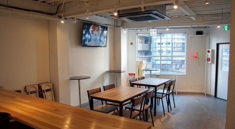 大阪市西区江戸堀にある本格キッチン付きのレンタルスペース、スペースキッチン江戸堀