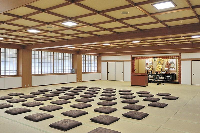 比叡山 延暦寺会館 宿坊 大広間(瑞峰) の写真