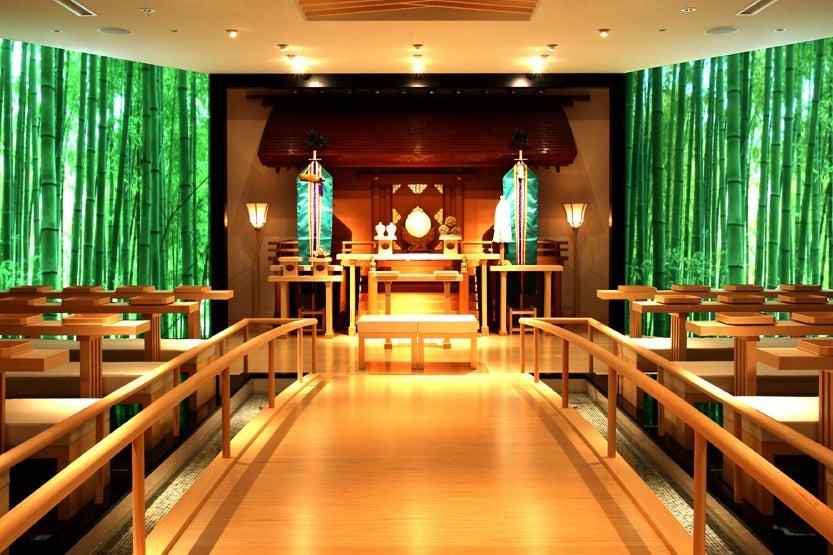南浦和駅 徒歩8分 送迎バスあり 神秘の神殿 スチール撮影 ムービー撮影 可能 最大60名 神殿 水凜 の写真