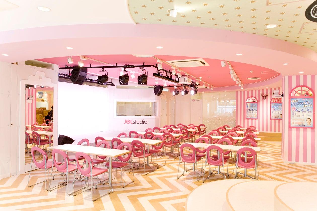 原宿】可愛いデザインのスペースで様々なイベントを! | スペースマーケット