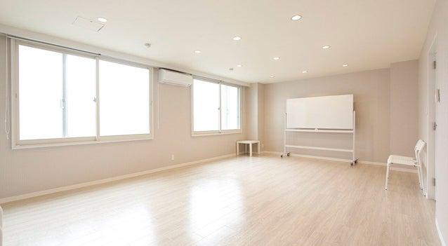 F-room【北参道・原宿】明るくて清潔感のある多目的スペース! スチール撮影・ヨガレッスン等にも人気の高いお部屋です♪