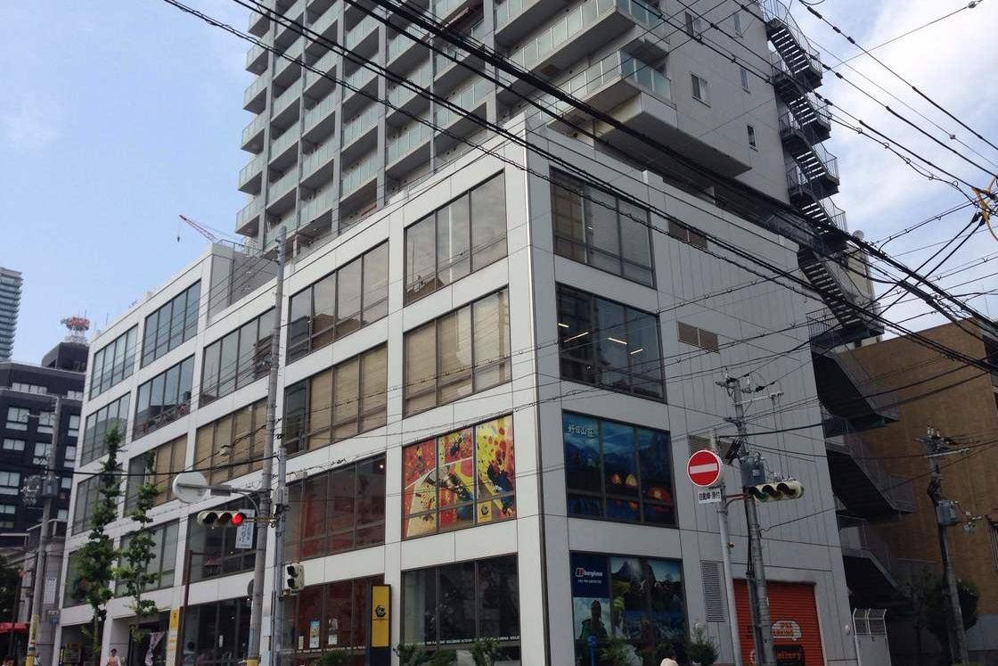三宮駅駅徒歩10分 磯上通り沿いの自然光が入るミーティングスペース ランチミーティングにも (502号室) の写真
