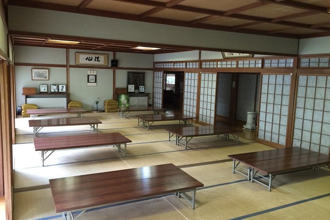【鳥取】落ち着いた時間が流れる宿坊で会議をしてみませんか?/部屋3 の写真