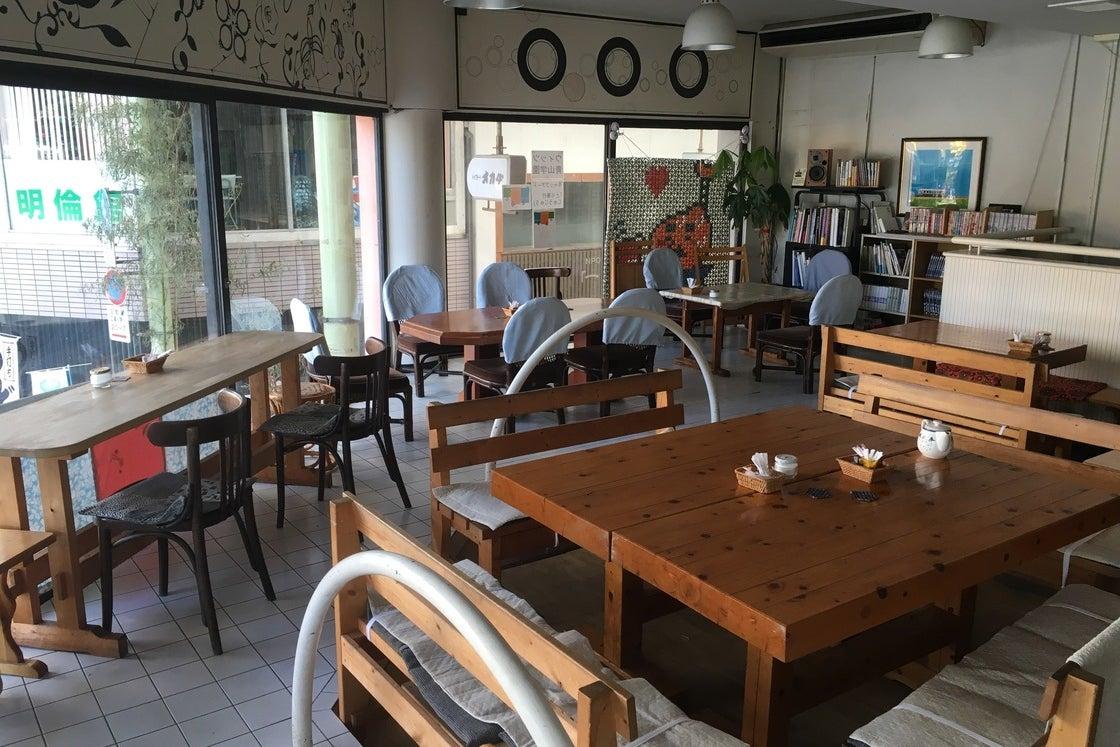 丸亀市中心市街地のど真ん中 キッチン付きのカフェスペースを貸切 / 遊心夢楽【ゆうしんむらく】 の写真