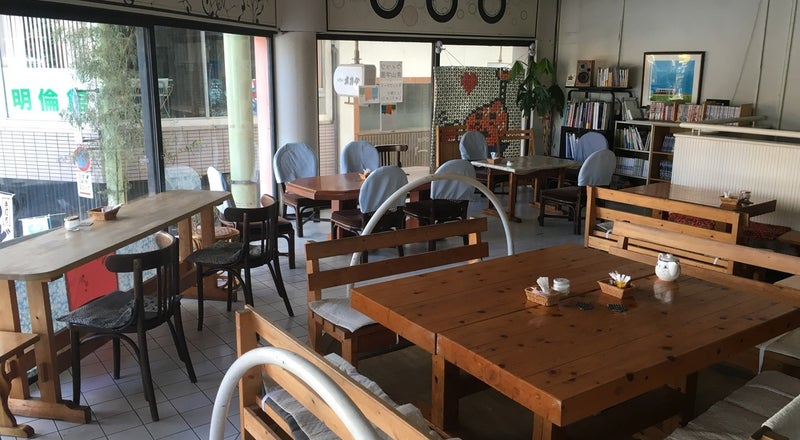 丸亀市中心市街地のど真ん中 キッチン付きのカフェスペースを貸切 / 遊心夢楽【ゆうしんむらく】