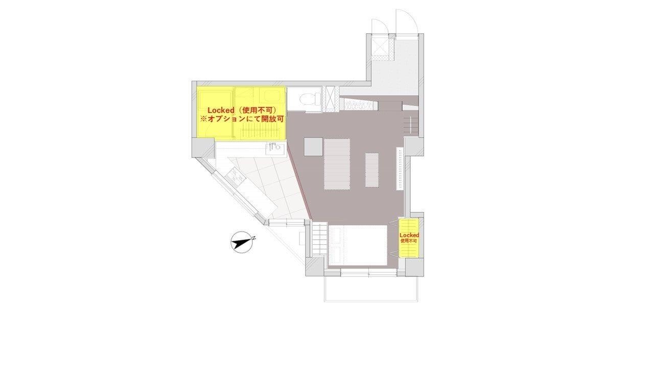 [新中野駅40秒] デザイナーズ ラウンジスペース ~ポートレート撮影/広告動画撮影/小規模イベントなどに~ の写真