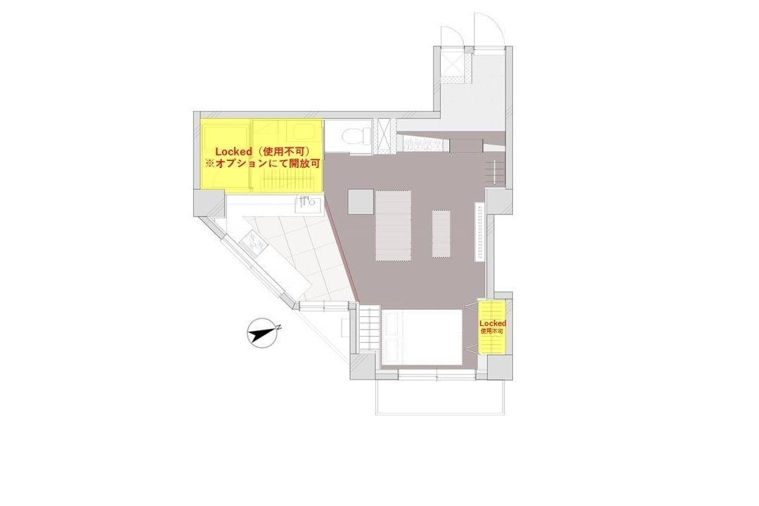 [新中野駅40秒] デザイナーズ ラウンジスペース ~ポートレート撮影/動画撮影などに~ の写真