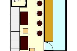 宇治市小倉駅・4C【カラオケ付・テレビ視聴可★喫煙】女子会・ママ会・貸切パーティ・カップル・各種会 キッチン付ラウンジスペース の写真