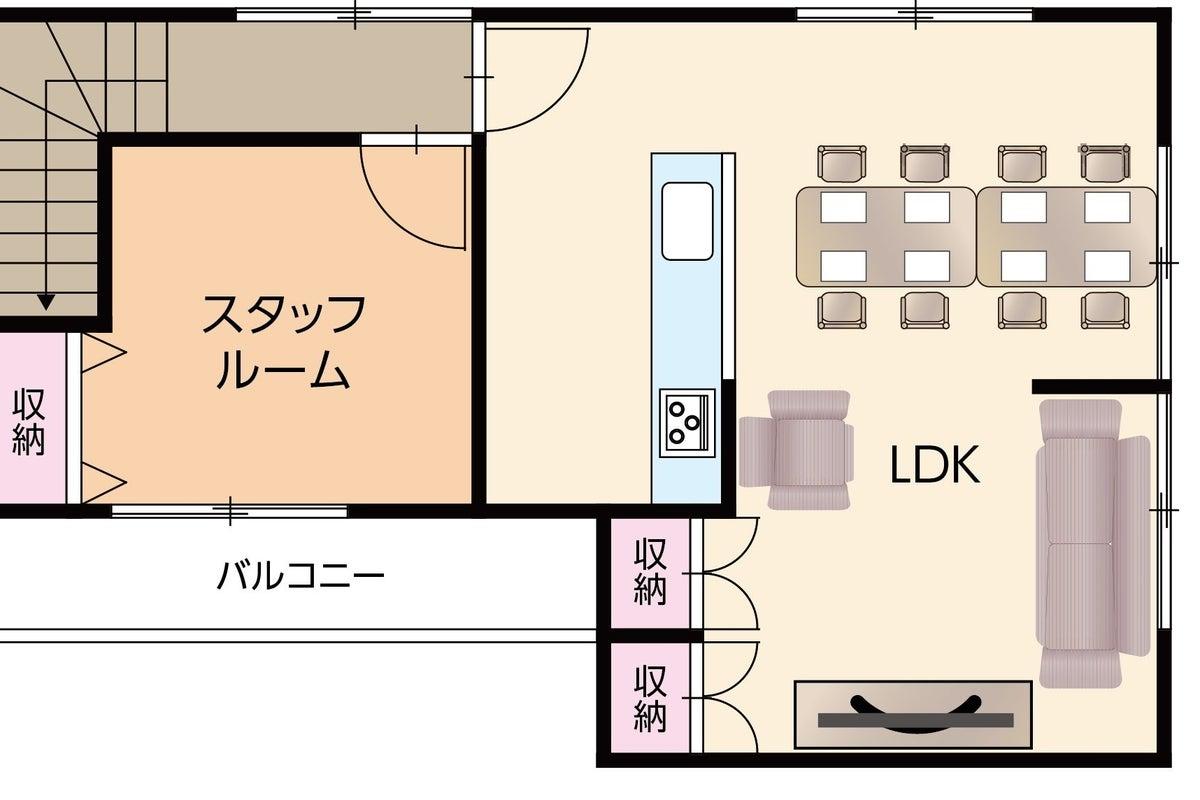 【高円寺駅徒歩4分★&KOENJI】本格キッチンのあるリノベーション戸建 &巨大スクリーンでゲーム の写真
