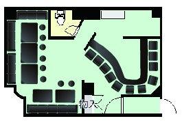 宇治小倉駅・2Cプレミアム【カラオケ付・禁煙】大型40名まで可能な貸切パーティールーム。各種パーティーに最適! の写真