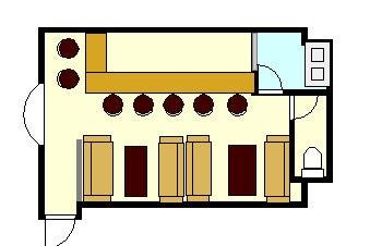 宇治市小倉・3D【禁煙】女子会・ママ会・貸切パーティ・各種会 キッチン付ラウンジスペース の写真