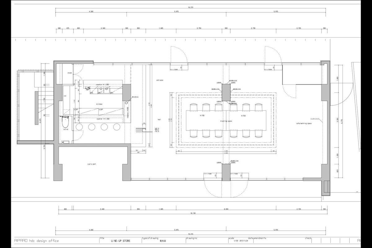 【難波駅5分】近代的モダンな空間 POP UP STORE/イベントスペース の写真