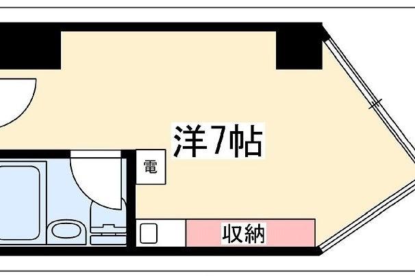 Share8P『ポルックス』 施術台 BlueRay アクトビラ 対応TV ミニ冷蔵庫 テレワーク応援プランあり NTT光 の写真