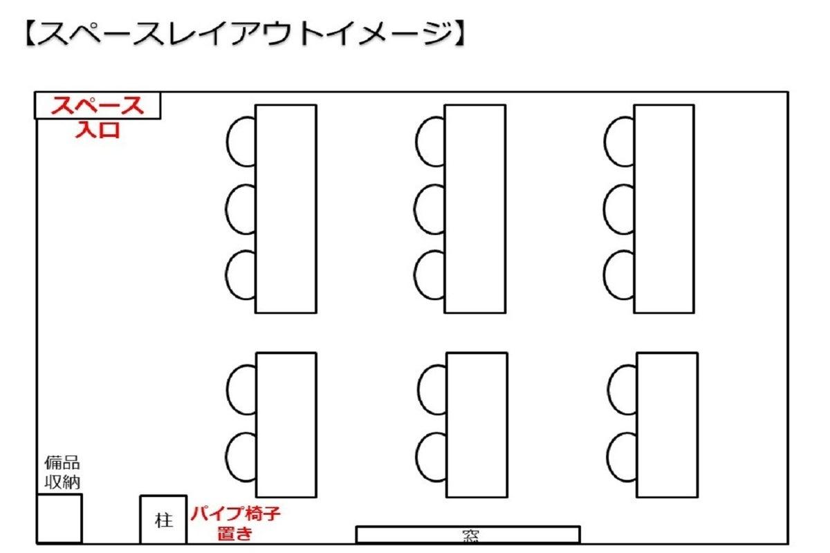 新宿駅から徒歩4分駅近会議室 最大18名 着席15名収容 おまかせレンタルスペース貸会議室 の写真