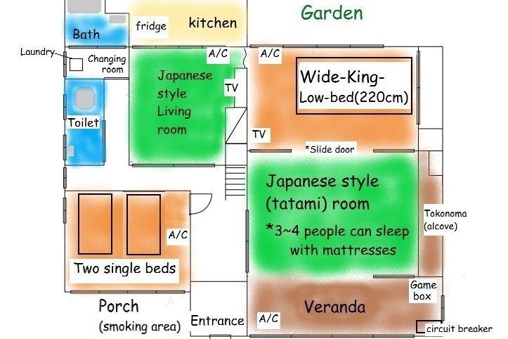 昭和レトロな民家を貸し切ろう!Tarou's House 『福岡の魅力再発見キャンペーン』ご相談ください の写真