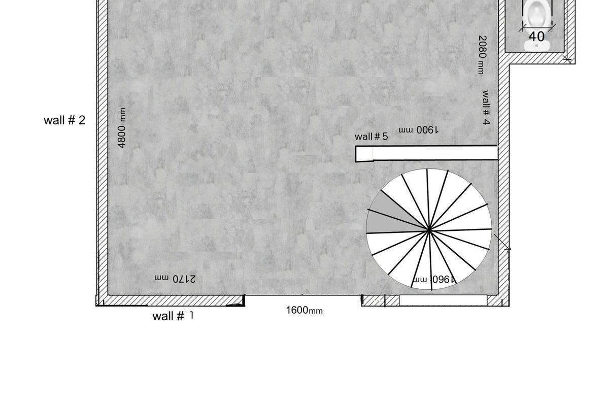 地下鉄烏丸線『丸太町』駅から徒歩8分!町屋をリフォームしたスペースです。 の写真