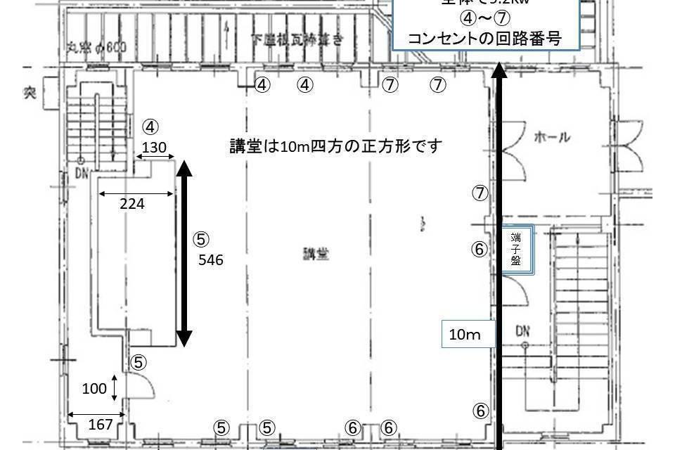 3Fホール【京都】戦前の雰囲気をそのまま残した空間で結婚式などのイベントや撮影をしませんか の写真