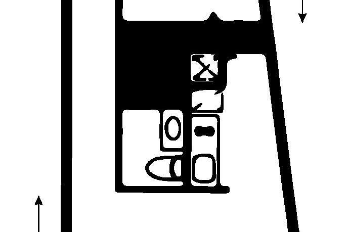 JR原宿駅・東京メトロ明治神宮前(原宿)駅より徒歩10分の撮影スタジオ 最小時間30分からご利用OK!/0.5h 3,000円  の写真