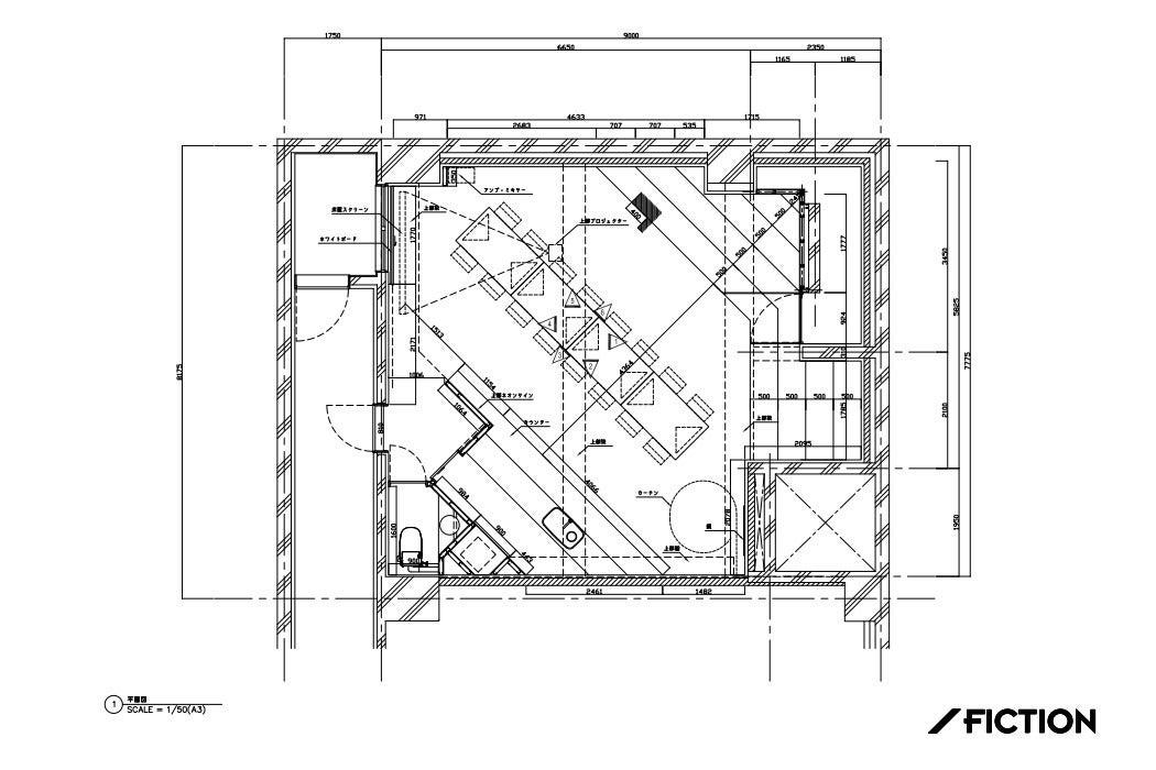 【池袋】大人数で利用可のデザイナーズスペース  の写真