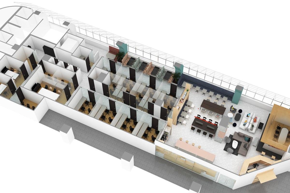 """【宮崎中心市街地】ワンランク上のイベント会場をお探しなら""""ATOMica""""へ。100名規模、ケータリングにも対応可能 の写真"""