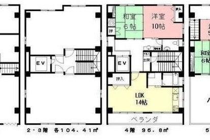 岐阜駅徒歩5分ビル 会議室・シャワー・キッチン・屋上あり! の写真