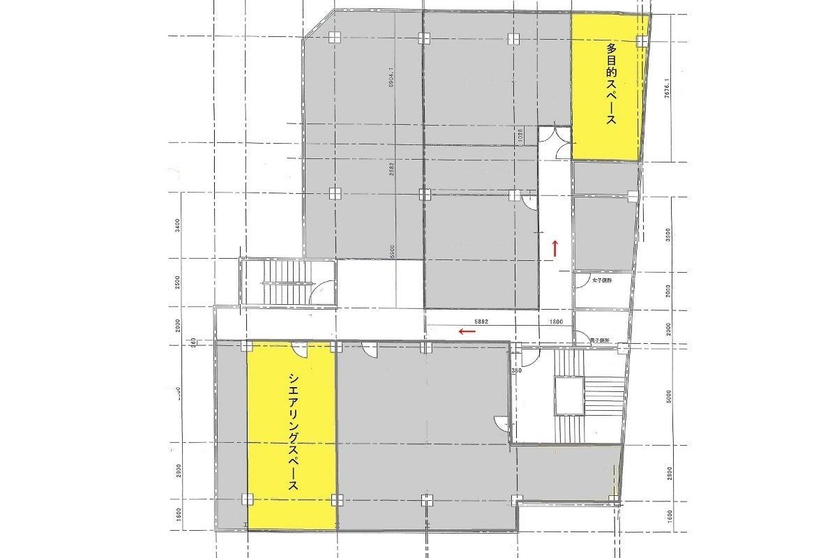 朝霞市役所となりのシェアリングスペース。会議やセミナーなどに の写真