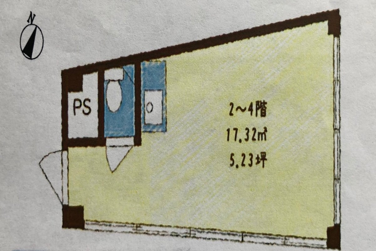 【forspace代々木Ⅰ】代々木駅2分/完全個室のボタニカル空間/毎回清掃/光回線/テレワーク、レッスンなどに! の写真