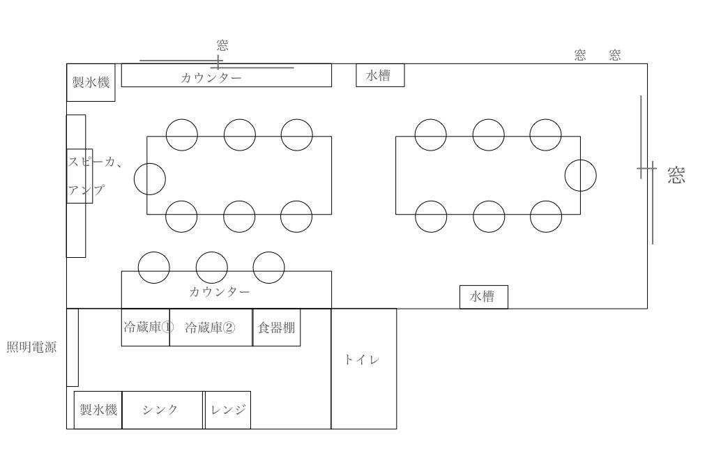 【下北沢駅徒歩3分!】最上階4階!窓が多く風通しも良いので換気も充分できます☆眺望も良し✨ の写真