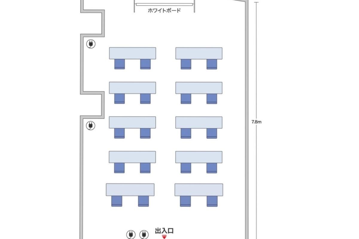 ☆Renewal Open☆【10°SPACE】高田馬場から徒歩3分/30㎡で20人前後利用に最適/持込可能でスタッフ常駐! の写真