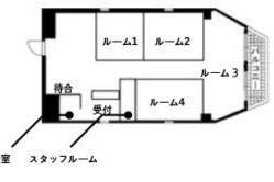 [三ノ宮駅徒歩4分]神戸最大級の個室レンタルサロン誕生!平日基本プラン[ルーム4限定] の写真