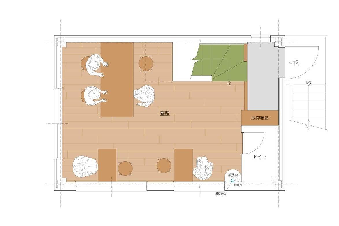 2Fリノベレンタルスペース!テレワーク・会議・在宅の仕事場などに!1Fカフェ有り の写真
