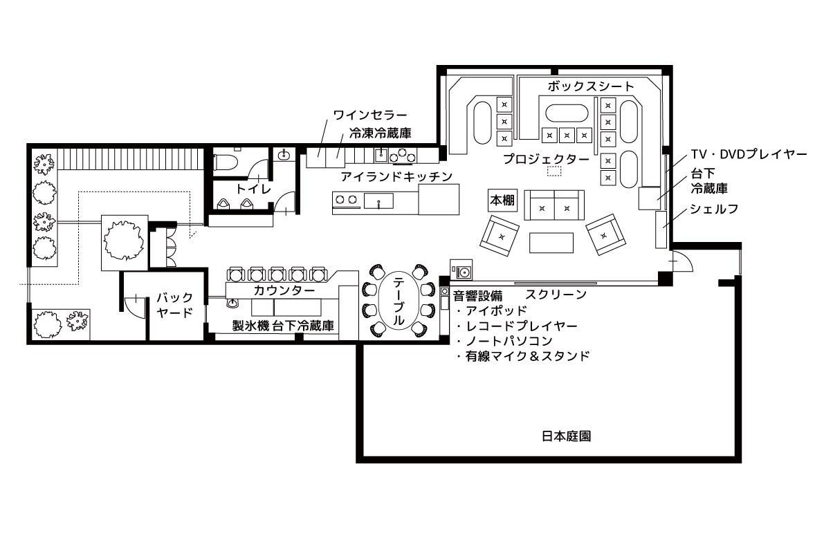 尾道のキッチン付レンタルスペースです!!お気軽にご利用ください。 の写真