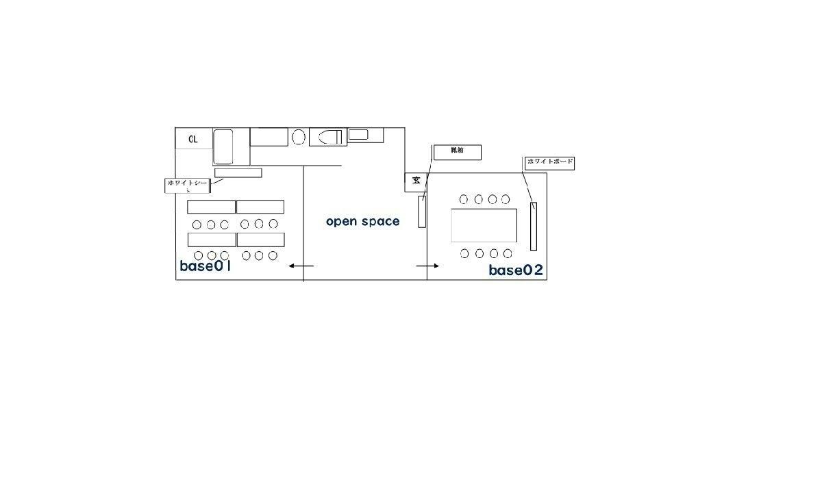 【駅近で分かりやすい】❗️Wi-Fi・プロジェクター‼️セミナー・会議に👨🏻💻三ノ宮徒歩1分のエキマエ会議室👥01 の写真