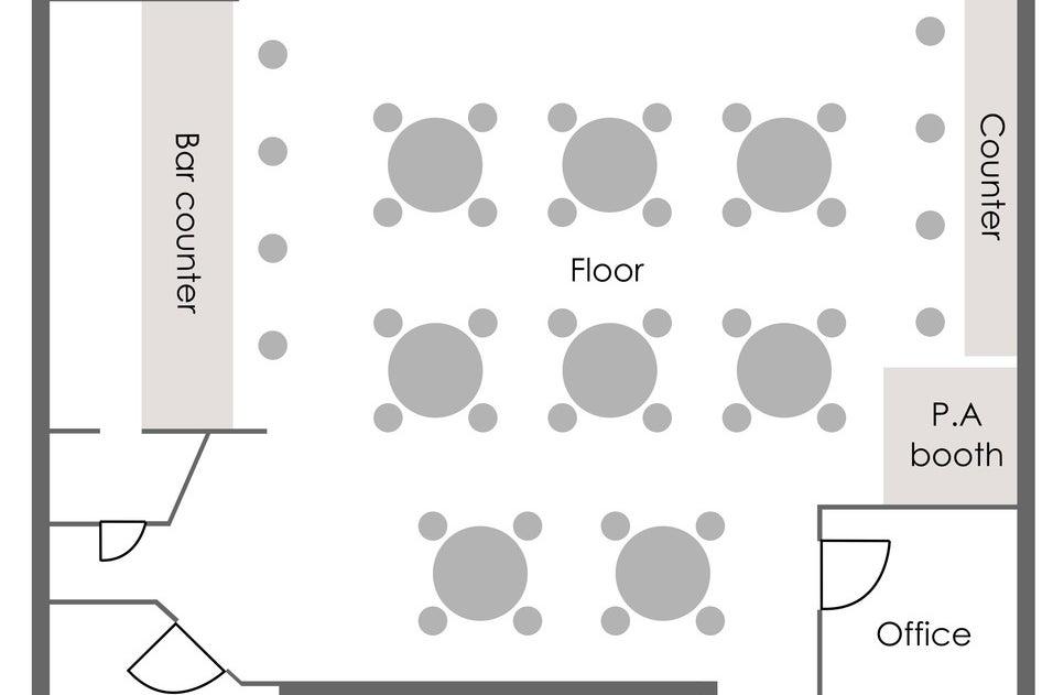 京都・祇園で音楽パーティ!ライブ・カラオケ・撮影会・上映会・結婚式2次会なんでもできる夢のスペース! の写真