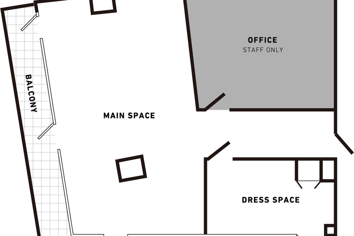 【上前津駅から徒歩5分】自然光あふれるレンタルスペース / Space et cetera(スペースエトセトラ) の写真