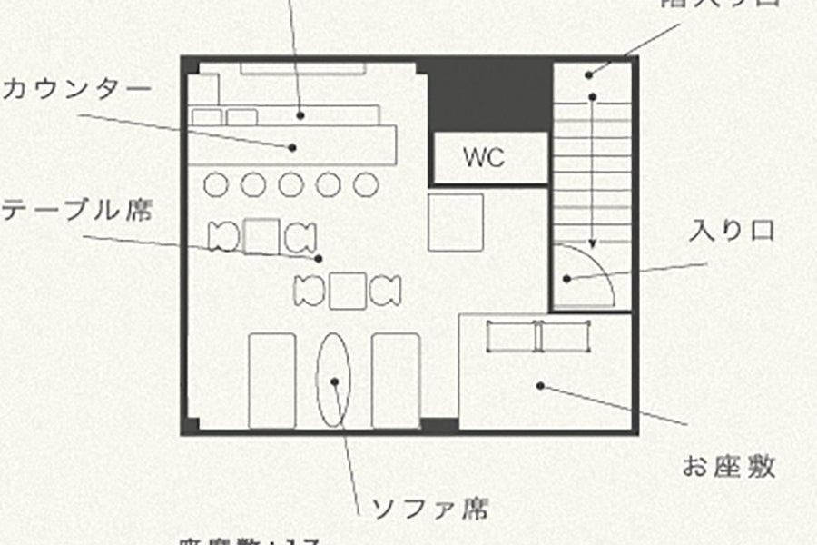 【飲食店の方必見!】渋谷周辺デリバリー拠点場所・テイクアウト路面販売場所。 の写真