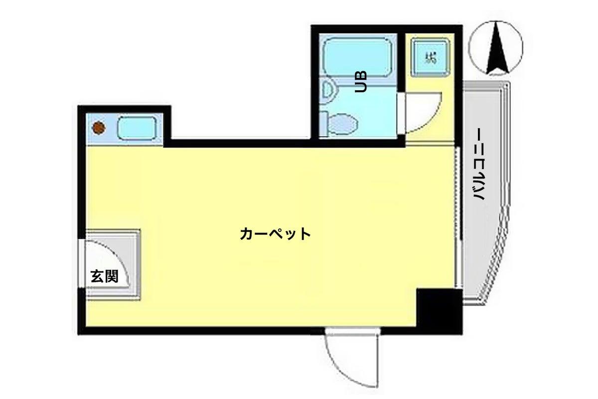 ⭐コロナ対策中⭐【新宿駅2分・光有線】角部屋の2面窓で風通しバツグン・テレワーク応援・会議・パーティー・土足OK・設備充実 の写真