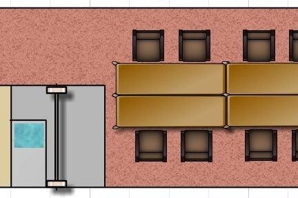 【ショコラ】新宿駅 新南改札・東南口徒歩1分の貸し会議室 高島屋目の前 の写真