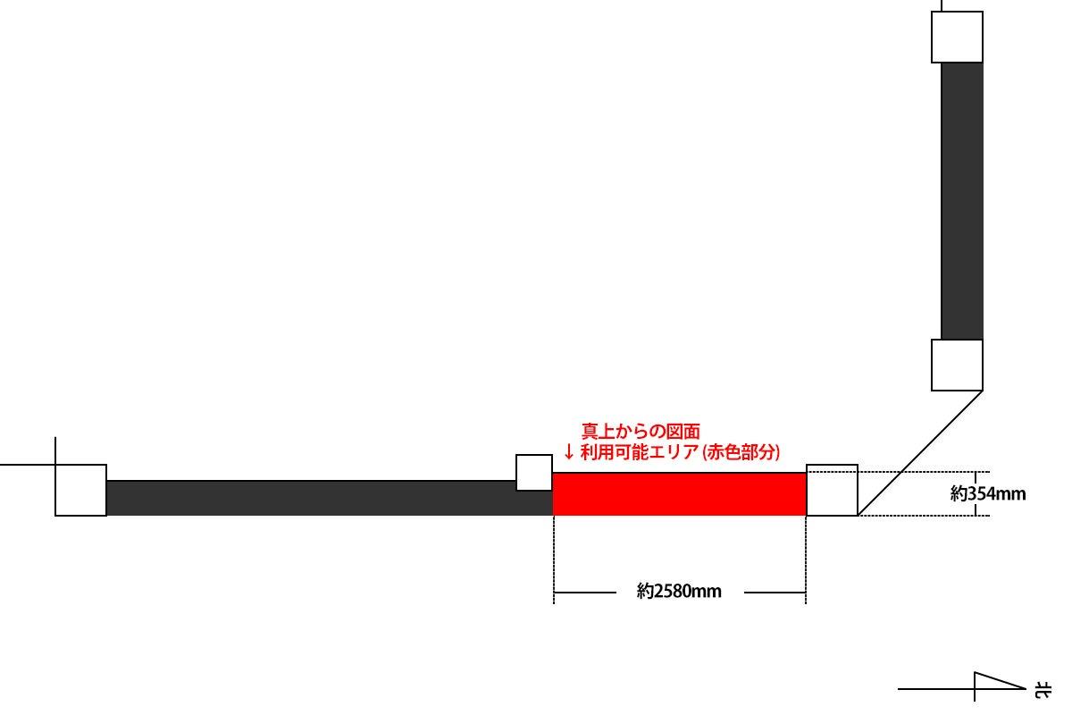 【アクセス抜群】大阪心斎橋駅1分 PR可◎ポップアップショップ・オシャレなランチ販売・ミックスジュース販売など◎スペースA の写真