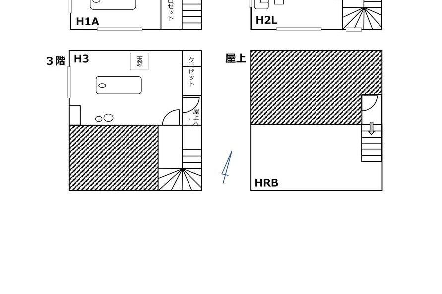 【広尾徒歩1分 一軒家1棟貸し】セミナー、イベント等が開催できる万能スペース! の写真