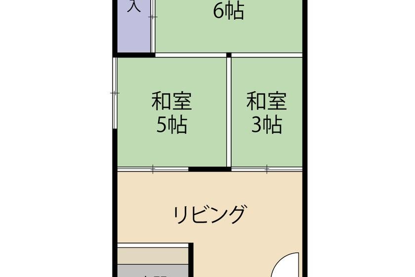 京都 大阪 すみれ家 長期滞在に最適です!! の写真