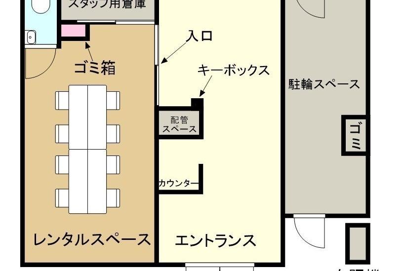 JR福井駅から徒歩3分!ミーティング・研修などにオススメ! の写真