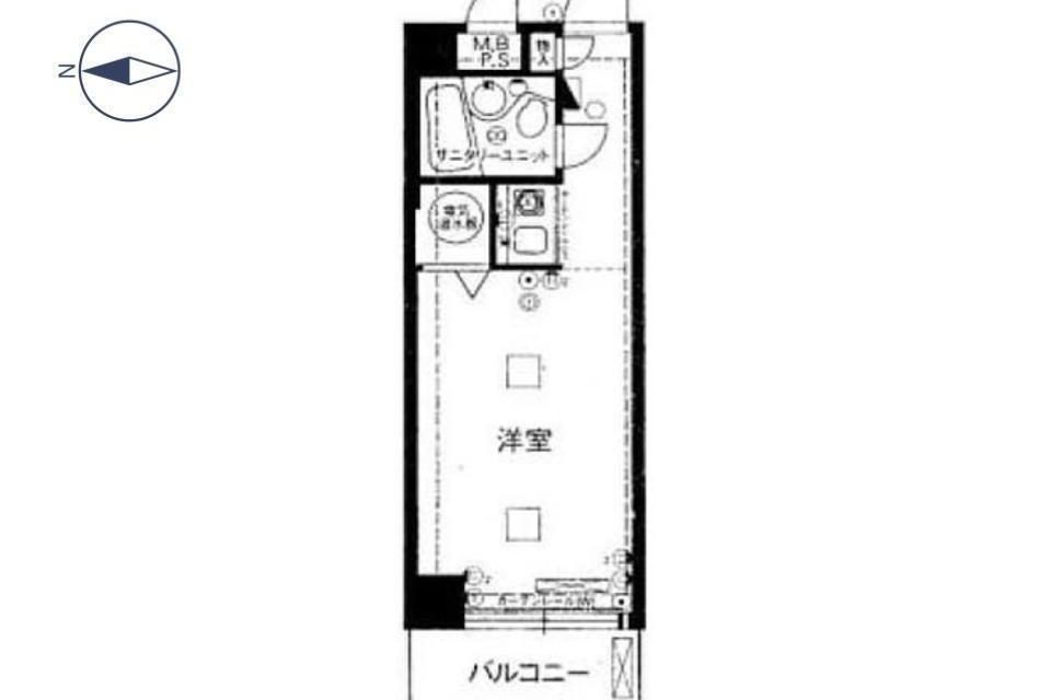 ◆エブリ心斎橋◆アメ村・三角公園目の前❗️高速WiFi無料✨テレワーク・WEB面接に✨ の写真