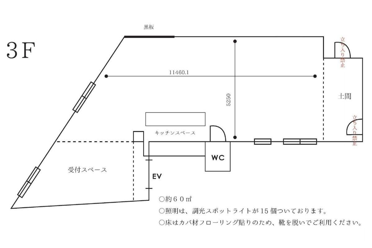 【キッチン付】展示・撮影・イベントに!落ち着きある雰囲気のレンタルスペース【福島駅9分】 の写真