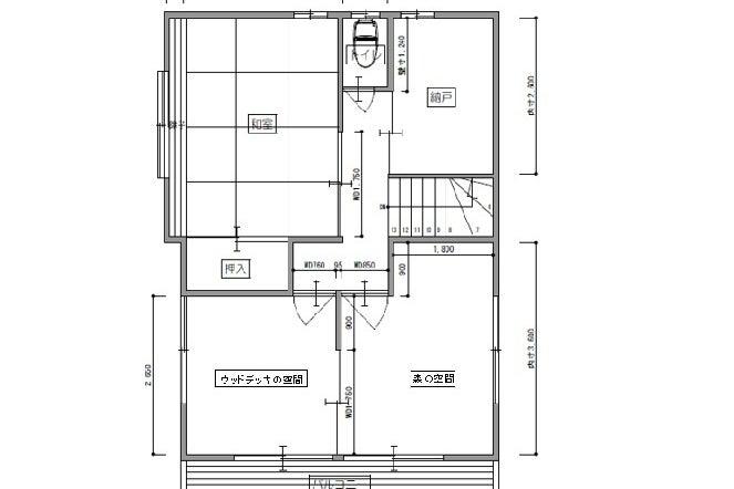 【池尻セレクトハウス(1棟)】1棟まるまる貸切。4部屋+アイランドキッチン全てご利用可能(お母さん食堂キャンペーン実施中) の写真