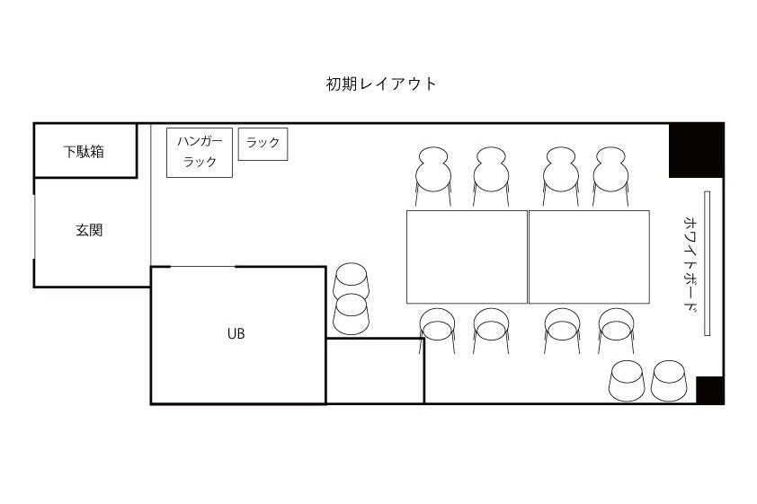 <myRoom 渋谷・南平台> 井の頭線渋谷駅から6分。光回線。ミーティング、勉強、ゲーム会、軽飲食可。 の写真